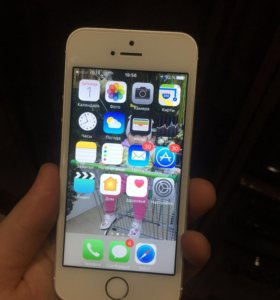 iPhone 5s 16 гб.