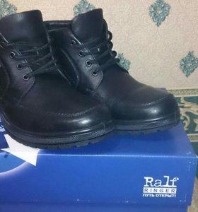 Мужские ботинки Ralf RINGER зима