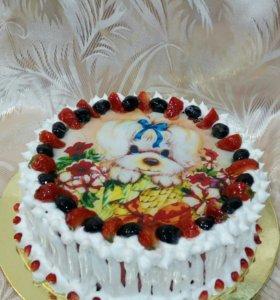 Торты,пирожиное
