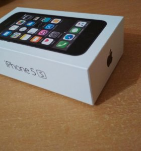 iPhone 5s/16GB/Space gray