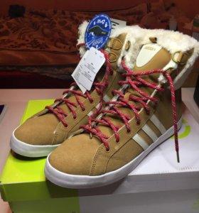 Зимние кросовки Adidas