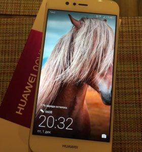 Смартфон Huawei Nova 2 золотой 64 Гб