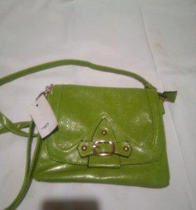 Новая сумочка-клатч.