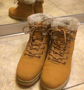 Ботинки женские, зимние