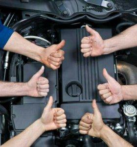 Автосервис ремонт двигателей и мкпп