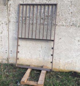 Дверь-калитка для денников