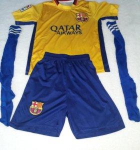 Футбольная форма для мальчика.