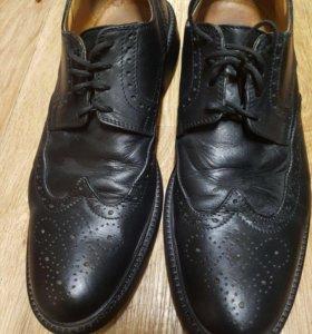Туфли мужские 41 размер кожаные