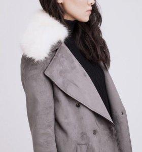 Шикарная куртка из экозамши LIME