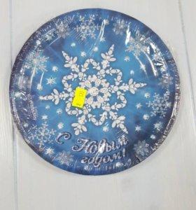 Тарелка для праздника