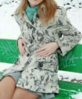 Пальто зимнее(шерстяное)
