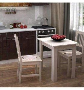 Новый кухонный стол