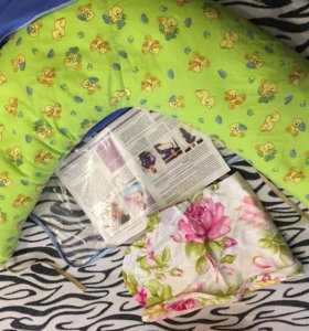 Подушка для беременных и кормящих мам+🎁