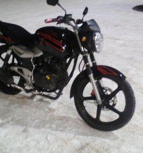 Cobra crosfire 125cc