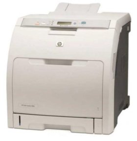 Принтер HP Color LaserJet 3000