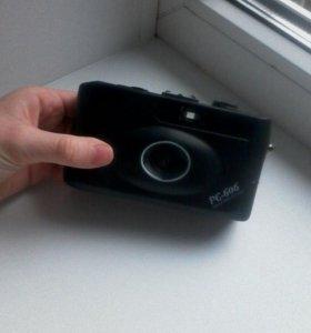 Уникальный пленочный фотоаппарат PC-606