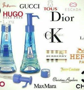 Разливной парфюм 100мл