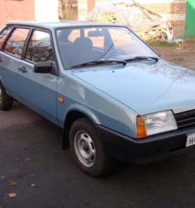 ВАЗ-21093i
