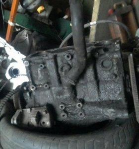 Блок двигателя ваз 2112