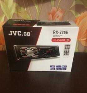 Магнитола JVC 286