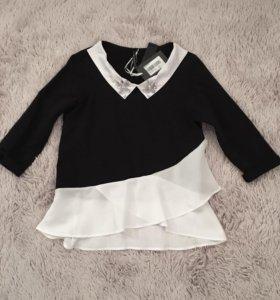 Новая блузка, Италия