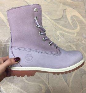 Ботинки Тимбы женские новые