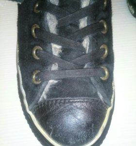 Зимние сапоги Converse