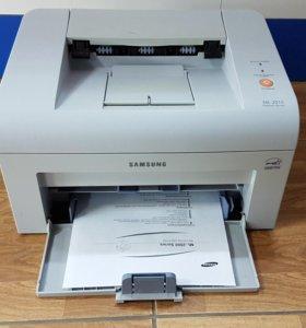 Принтер лазерный б/у самсунг ML-2015