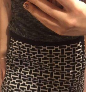 Новая стильная юбочка