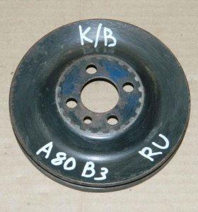 Шкив коленвала Audi 80 B3 RU