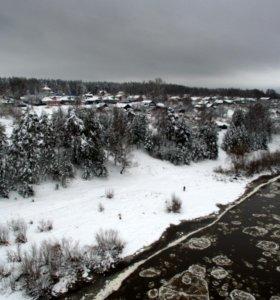 Аэросъёмка в Коврове и Владимирской области