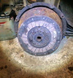 Казинка и диск сцепление на газ 53