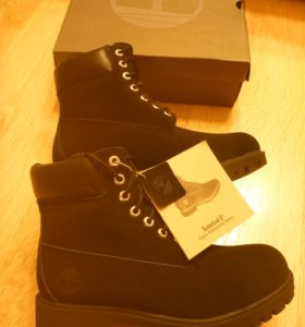 40р. Timberland ботинки мужские