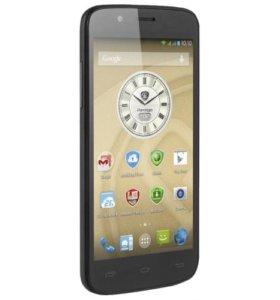 Prestigio MultiPhon 5504DUO Metal новый гар-я дост