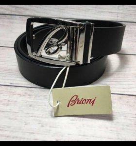 Кожаный ремень Brioni