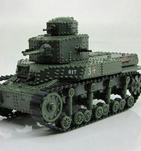 Модель танка Т-24 + 1 журнал
