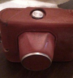 Плёночный фотоаппарат фэд 5с