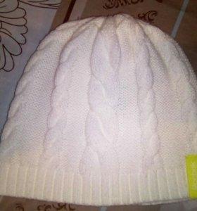 Новая шапка Reebok, 54-58 размер