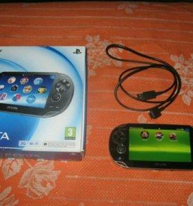 PS Vita 3G + 16GB, 3 игры