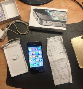 iPhone 4s 16GB и iPhone 4 32GB