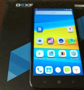 Смартфон Dexp Ixion M255, 4G