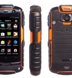 Смартфон Android. teXet TM-3204R