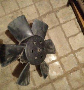 Вентилятор радиатора ауди 80