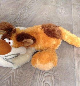 Мягкая игрушка. котёнок (50 см)
