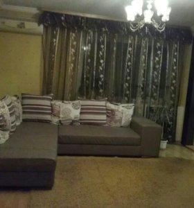 Квартира, 4 комнаты, 83.6 м²