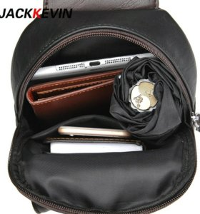 Новая мужская сумка JackKevin, водонепроницаемая