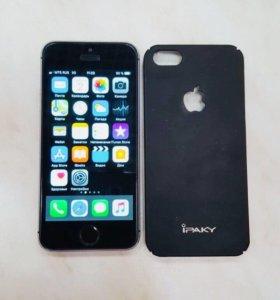 Обмен iPhone 5s.32 gb