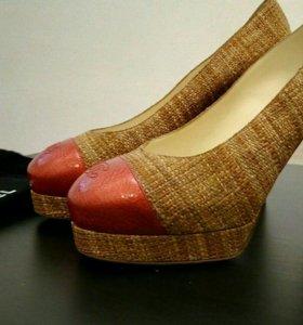 Туфли Шанель (Chanel) новые