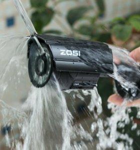 Новая Камера видеонаблюдения ZOSI