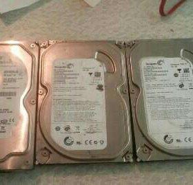 Жесткие диски 500гб